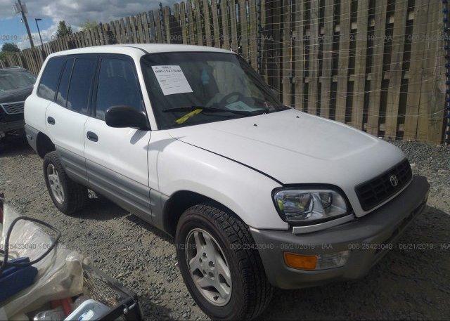 Inventory #297608038 2000 Toyota RAV4