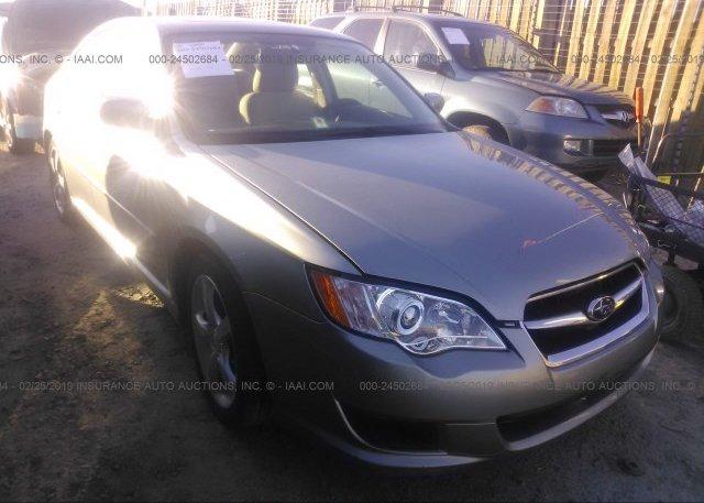 Inventory #371825496 2009 Subaru LEGACY