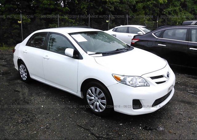 Inventory #621514707 2012 Toyota COROLLA