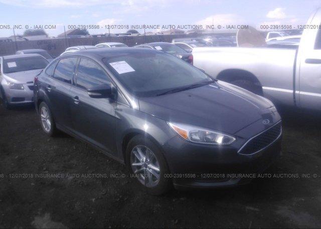 1fadp3f27gl315268 Salvage Gray Ford Focus At Phoenix Az On Online