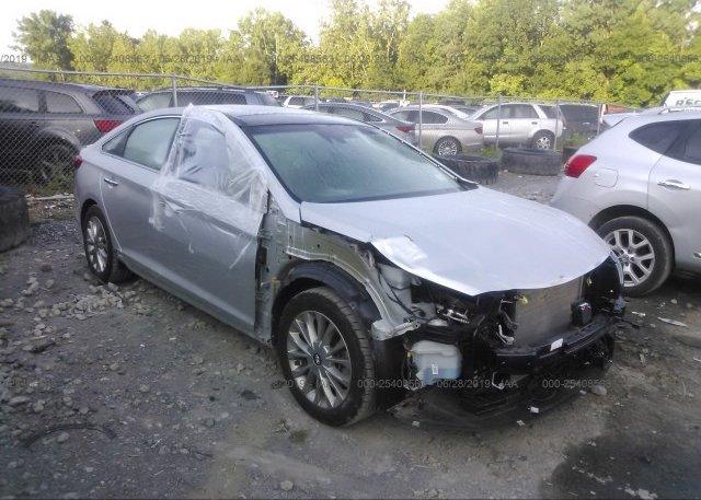 Inventory #362782303 2015 Hyundai SONATA
