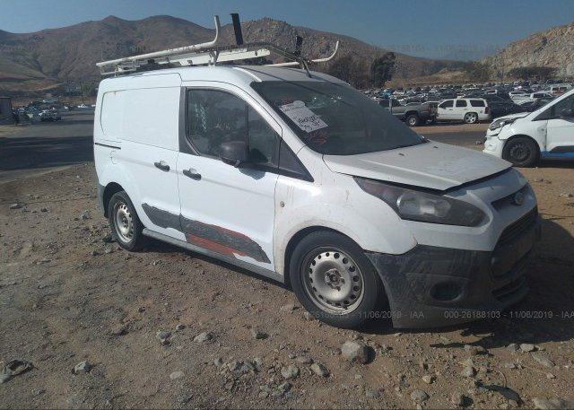 Inventory #273404163 2014 FORD TRANSIT CONNECT