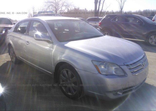Inventory #856329051 2006 Toyota AVALON