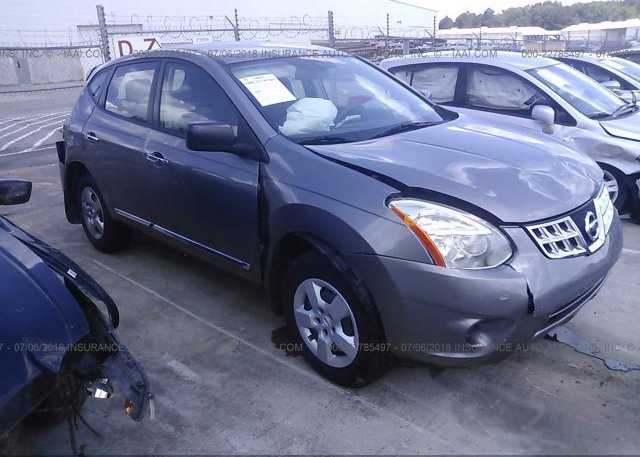 Inventory #810157012 2011 Nissan ROGUE