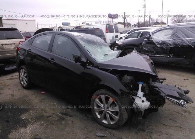 Inventory #754685974 2013 Hyundai ACCENT