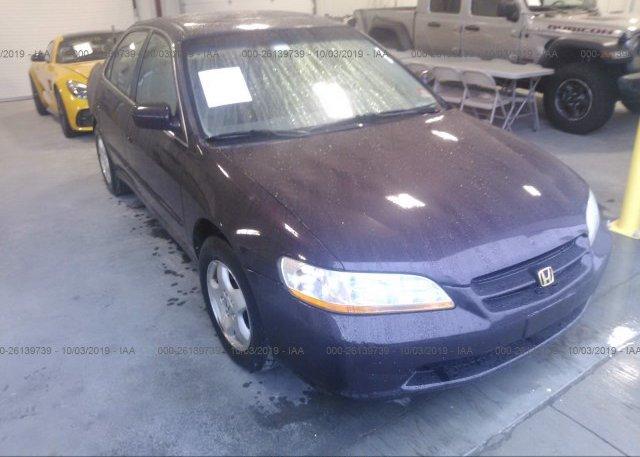 Inventory #915642810 1998 Honda ACCORD