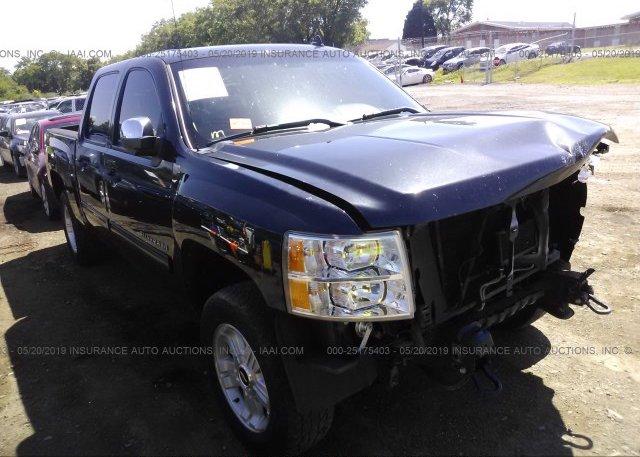 Inventory #448690919 2012 Chevrolet SILVERADO