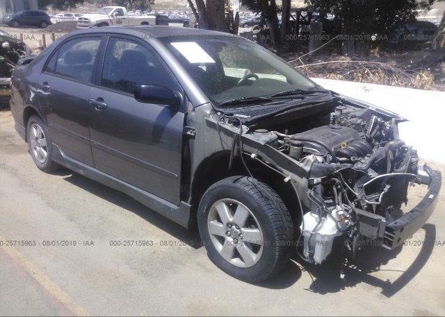 Inventory #892711045 2007 Toyota Corolla