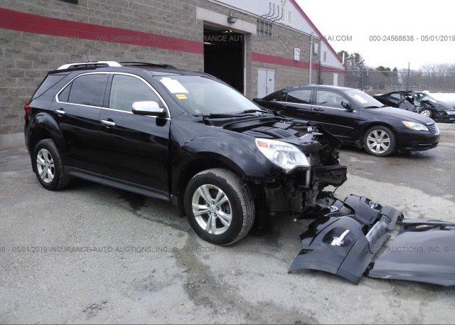 Inventory #108057080 2011 Chevrolet EQUINOX