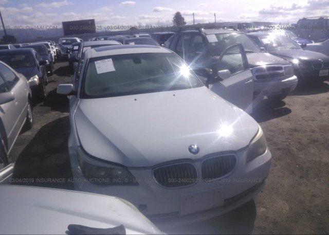 Inventory #413783251 2008 BMW 535