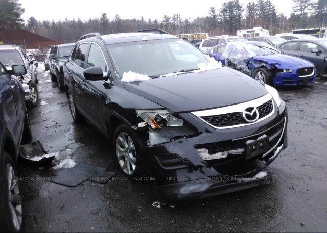 Inventory #166008365 2011 Mazda CX-9