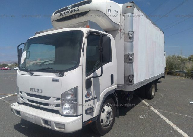 JALE5W163J7303245, Clear - Dealer Only white Isuzu Nrr at