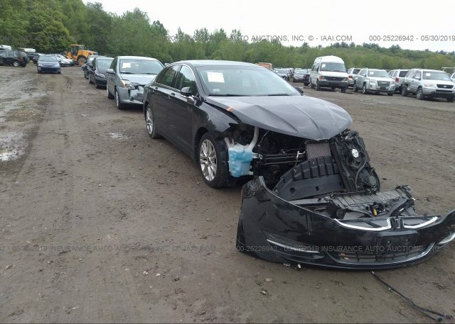 Inventory #982978167 2013 Lincoln MKZ