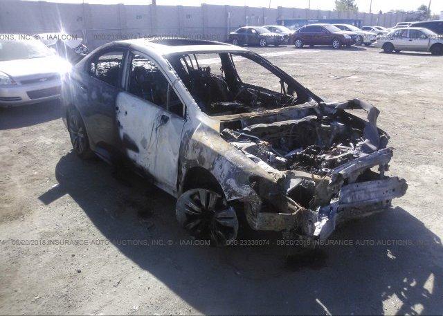 Inventory #242467239 2017 Subaru WRX