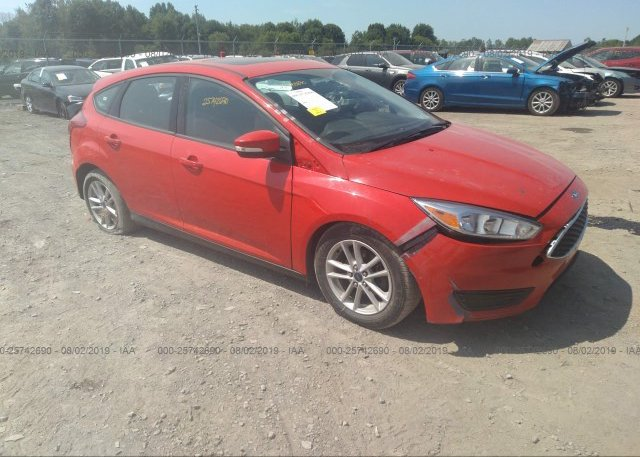 Inventory #388542032 2015 FORD FOCUS