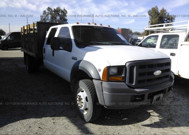 Inventory #236092105 2006 FORD F550