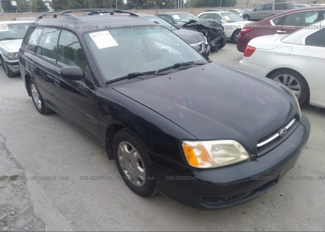 Inventory #713563307 2001 Subaru LEGACY