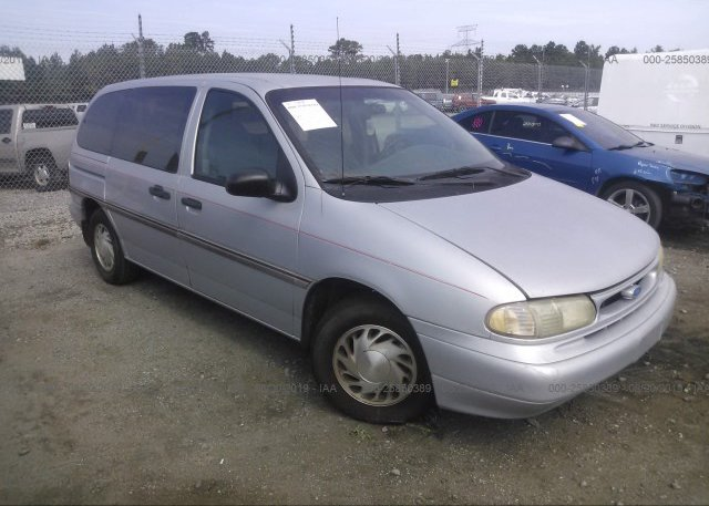 Inventory #259234679 1996 FORD WINDSTAR