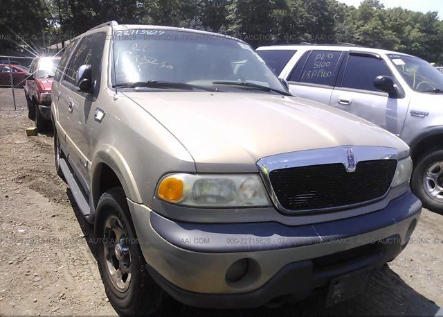 Inventory #472453217 1998 Lincoln NAVIGATOR