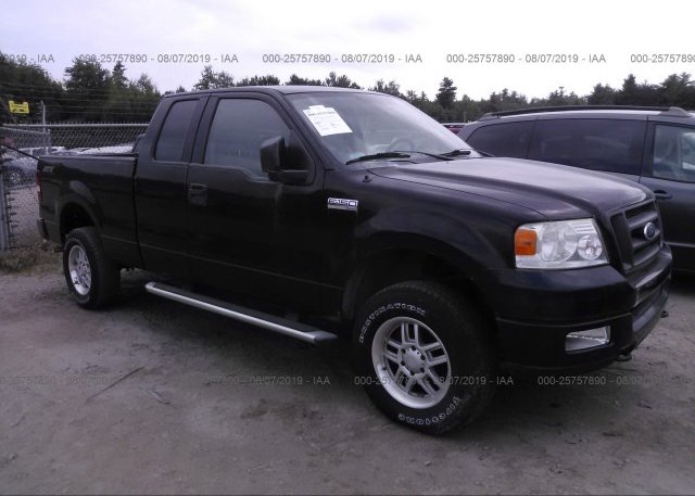 Inventory #600096190 2005 FORD F150