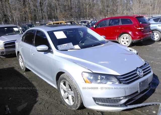 Inventory #157950091 2013 Volkswagen PASSAT