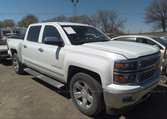Inventory #719219548 2015 Chevrolet SILVERADO