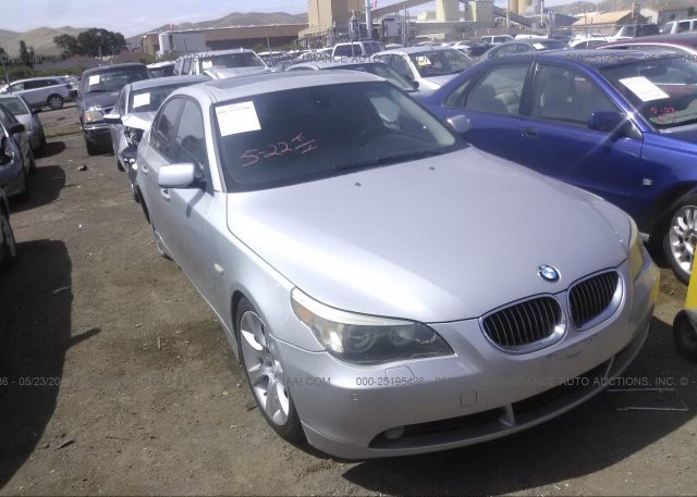 Inventory #251614992 2007 BMW 550