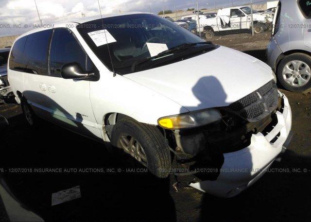 Inventory #462069364 2000 Dodge GRAND CARAVAN