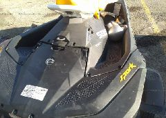 2018 SEADOO SPARK - 00000YDV66288L718 front view