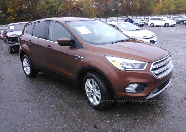 Inventory #408210978 2017 FORD ESCAPE