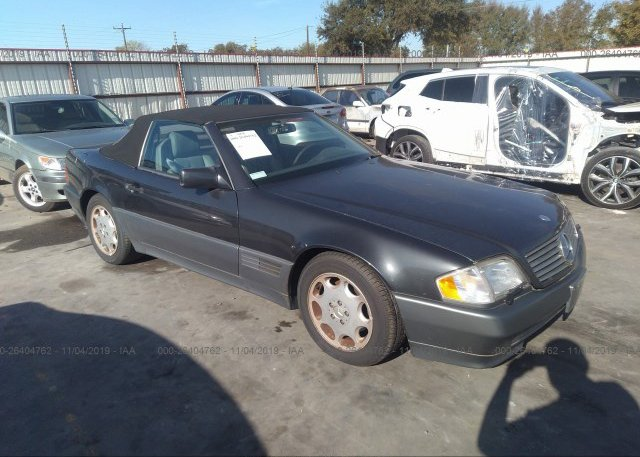 Inventory #394252396 1995 Mercedes-benz SL