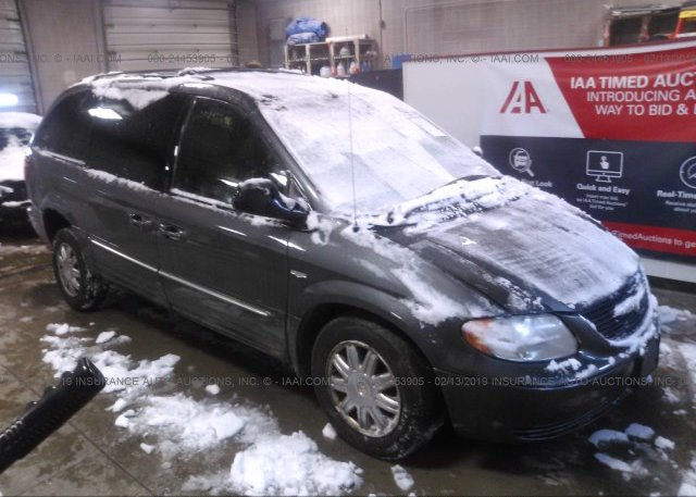 Inventory #648529884 2004 Chrysler TOWN & COUNTRY