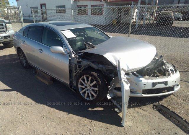 Inventory #454582054 2006 Lexus GS