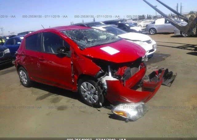 Inventory #138092999 2014 Toyota YARIS