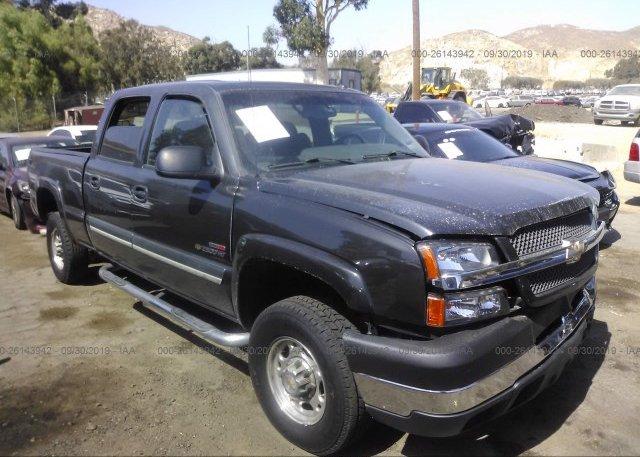 Inventory #696542450 2004 Chevrolet SILVERADO