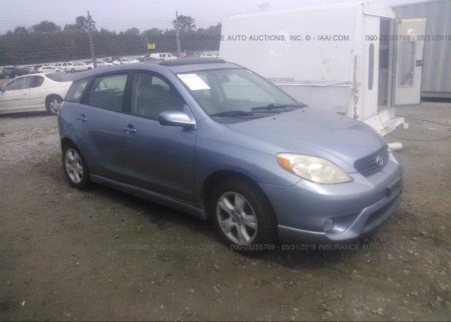 Inventory #689784965 2005 Toyota COROLLA MATRIX