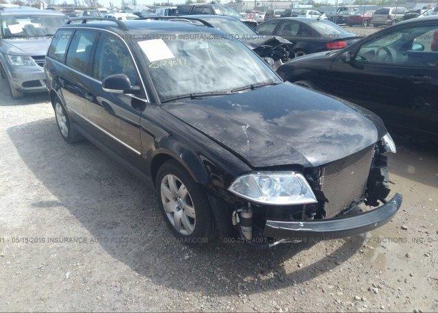 Inventory #776362645 2005 Volkswagen PASSAT