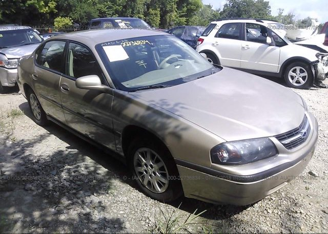 Inventory #468343065 2004 Chevrolet IMPALA