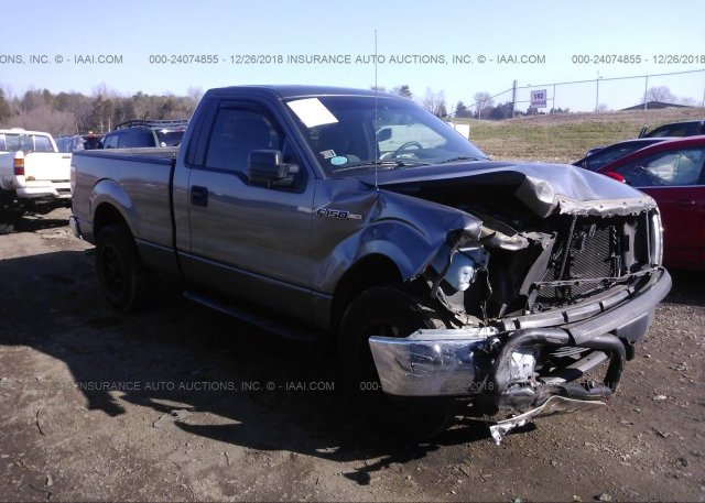 Inventory #334672316 2012 FORD F150