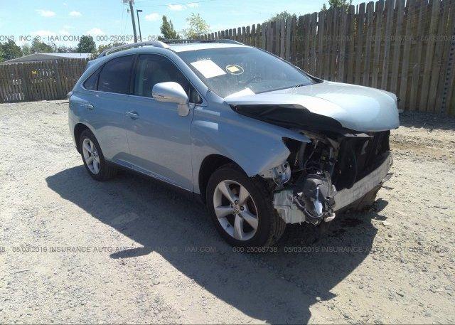Inventory #200965408 2011 Lexus RX
