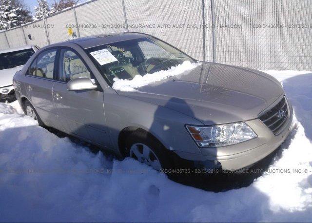 Inventory #333796259 2009 Hyundai SONATA