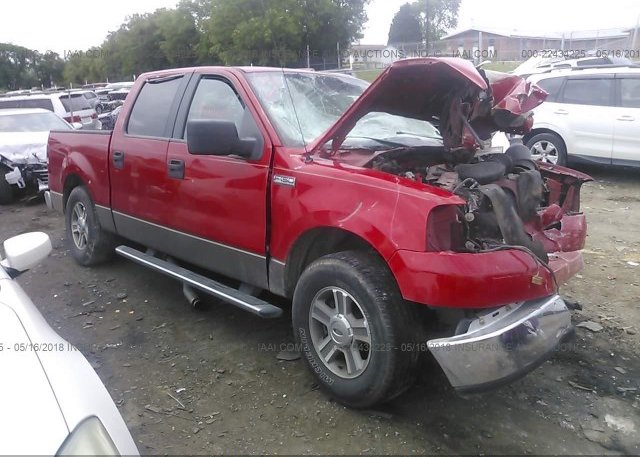 Inventory #482410702 2005 FORD F150