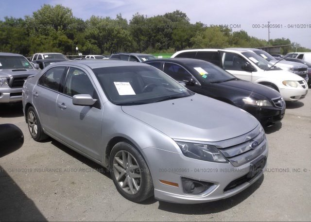 Inventory #462156980 2011 FORD FUSION