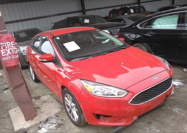 Inventory #155006286 2015 FORD FOCUS
