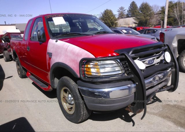 Inventory #990612214 2003 FORD F150
