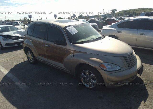 Inventory #373318587 2003 Chrysler PT CRUISER