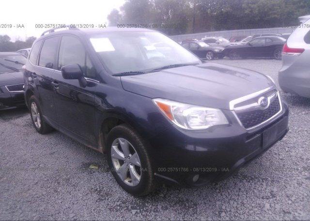 Inventory #801340033 2014 Subaru FORESTER