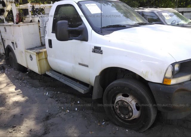 Inventory #885348685 2003 FORD F550