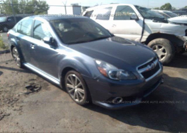 Inventory #810610933 2013 Subaru LEGACY