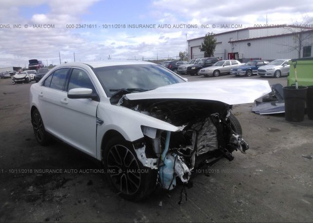 Inventory #817041030 2017 FORD TAURUS